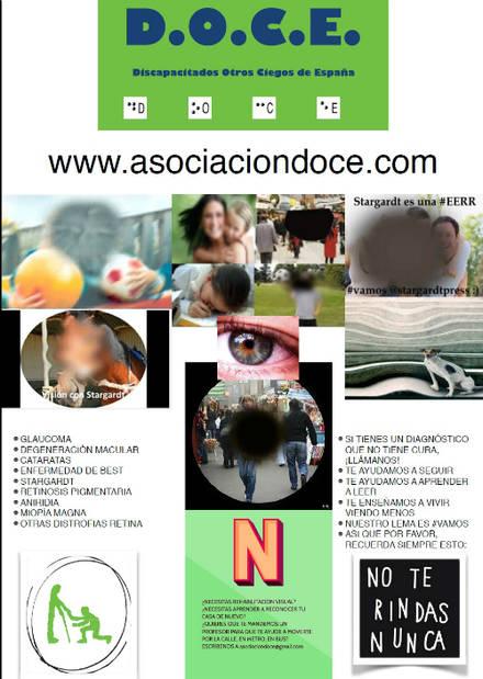 Cena 'a ciegas' y concierto a beneficio de la Asociación D.O.C.E. de Torrelodones