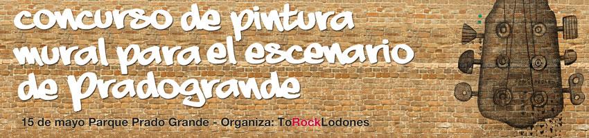 ToRockLodones convoca concurso de grafitis para Prado Grande