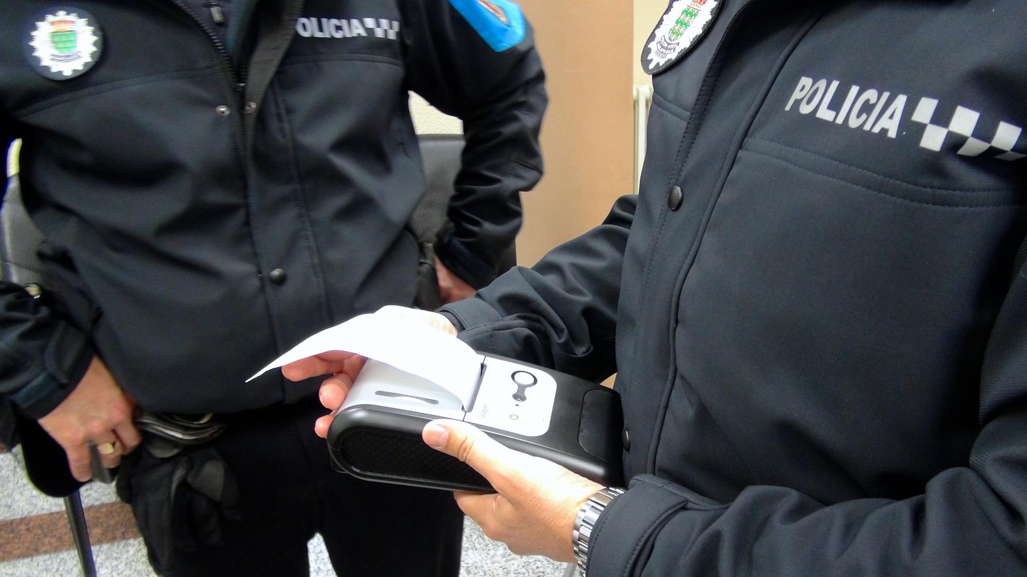 La policía local de Galapagar intensifica los controles de vehículos con motivo de la época estival