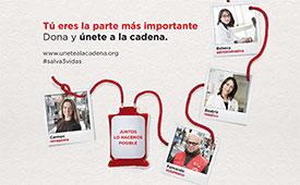 Donación de sangre en Torrelodones