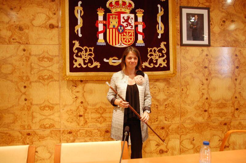 Elena Biurrun, alcaldesa de Torrelodones: No vamos a cambiar nuestra forma de trabajar.