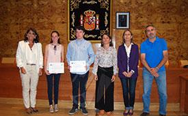 Estudiantes de Torrelodones premiados con becas de la Universidad Francisco de Vitoria