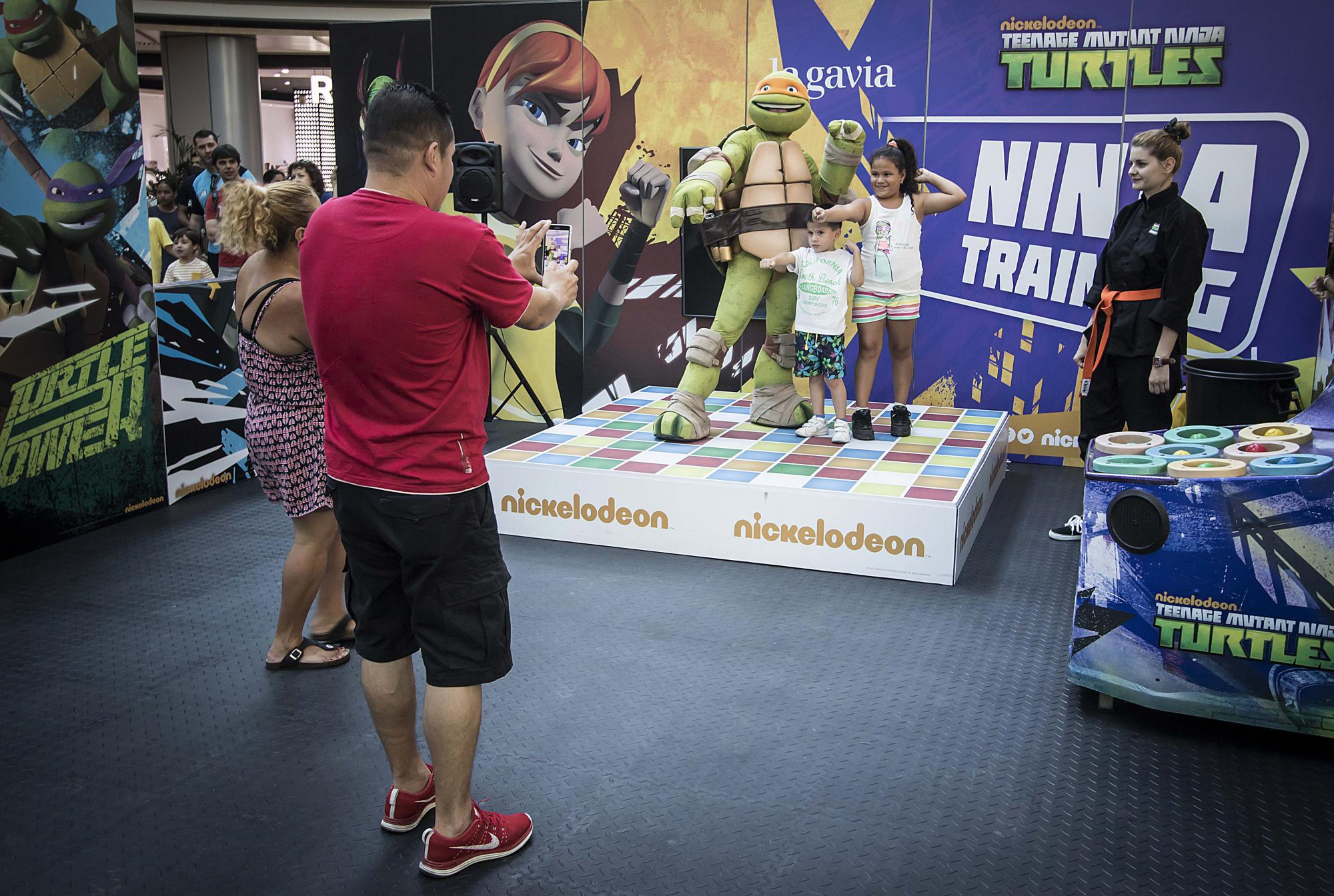 El 'Nickelodeon Tour 2016' llega a Espacio Torrelodones