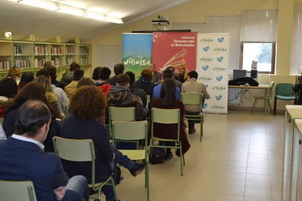 Jornadas de Orientación al Estudiante en Collado Villalba hasta el 15 de abril