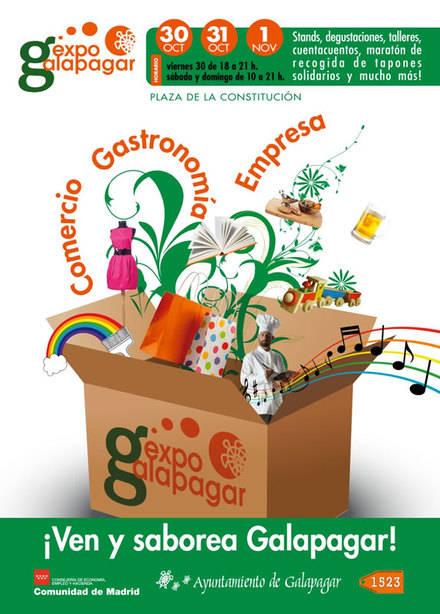 Expogalapagar: la feria turístico-comercial para el fomento del comercio local