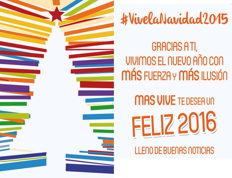 #ViveLaNavidad2015