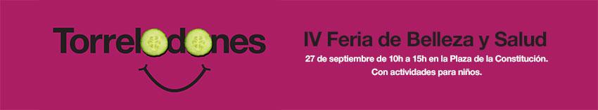 Feria de salud y belleza hoy domingo en Torrelodones