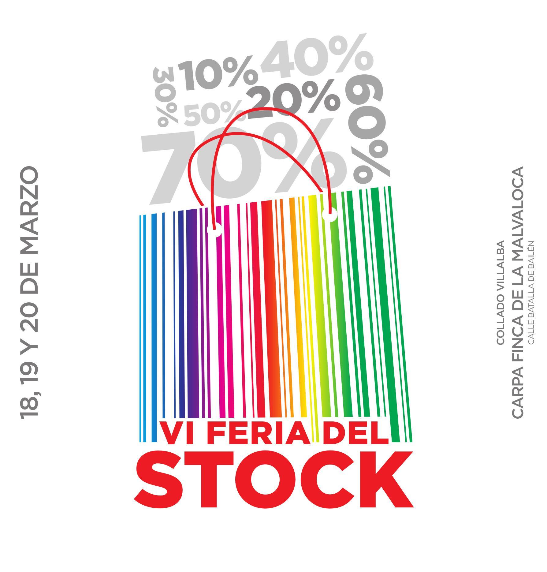 VI Feria del Stock durante todo el fin de semana en Collado Villalba
