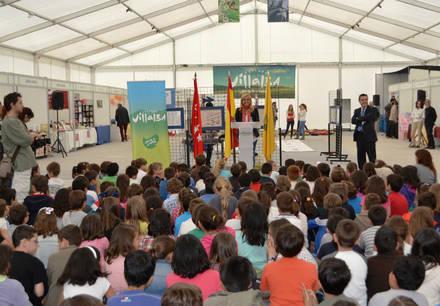 Feria del Libro Infantil y Juvenil este fin de semana en Collado Villalba