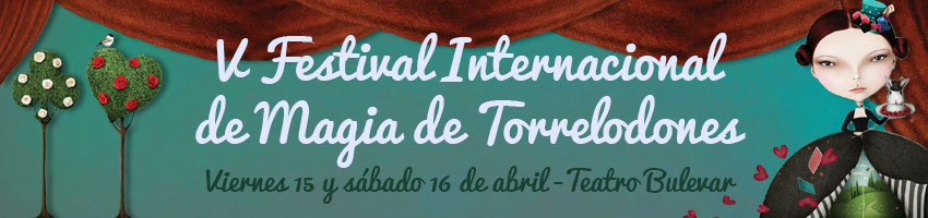 V Festival Internacional de Magia de Torrelodones