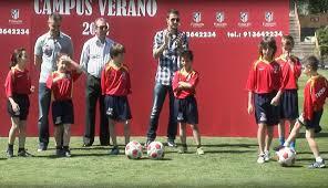 La Fundación Atlético de Madrid abre el plazo de inscripción de su escuela en Galapagar