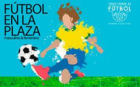 Este fin de semana, primer Torneo de Fútbol 3x3 en la Plaza, en Torrelodones