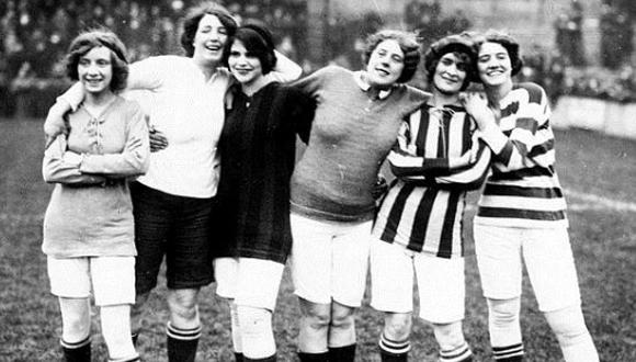 34 años del Campeonato de España y 120 años del primer partido oficial femenino