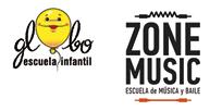 Campamento de verano en El Globo y Zone Music