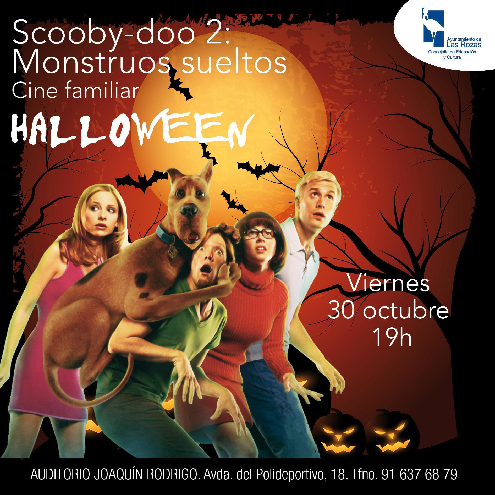 Las fiestas de Halloween, teatro y cuentacuentos en las bibliotecas marcan la agenda cultural de Las Rozas