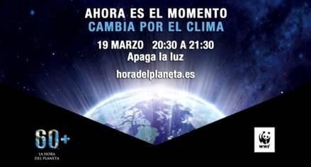 Torrelodones se apaga con la Hora del Planeta el 19 de marzo