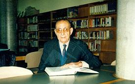 Conferencia homenaje a D. José de Vicente Muñoz