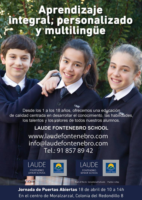 Colegio Laude Fontenebro