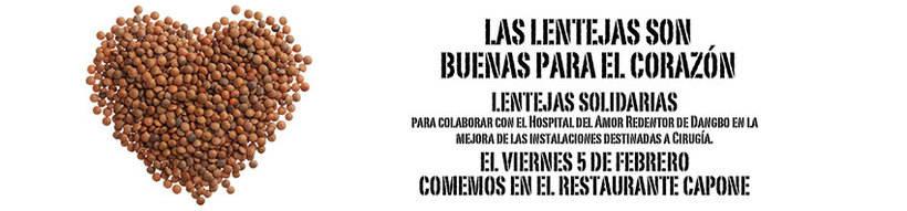 Vuelven las Lentejas Solidarias a Torrelodones