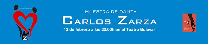 La muestra de danza Carlos Zarza vuelve a Torrelodones