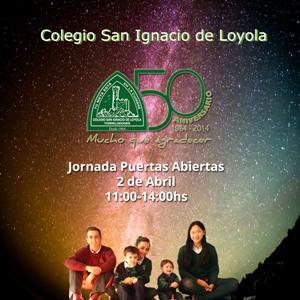 Jornada de Puertas Abiertas en el Colegio San Ignacio de Torrelodones