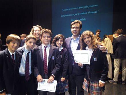 Galapagar entregó los premios a la excelencia académica