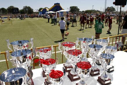 Una gran fiesta clausura este sábado las Escuelas deportivas y los Juegos municipales de Las Rozas