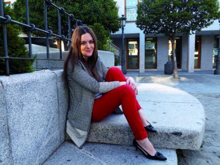 Paula García Manzano. Concejal de Desarrollo Local y Fiestas