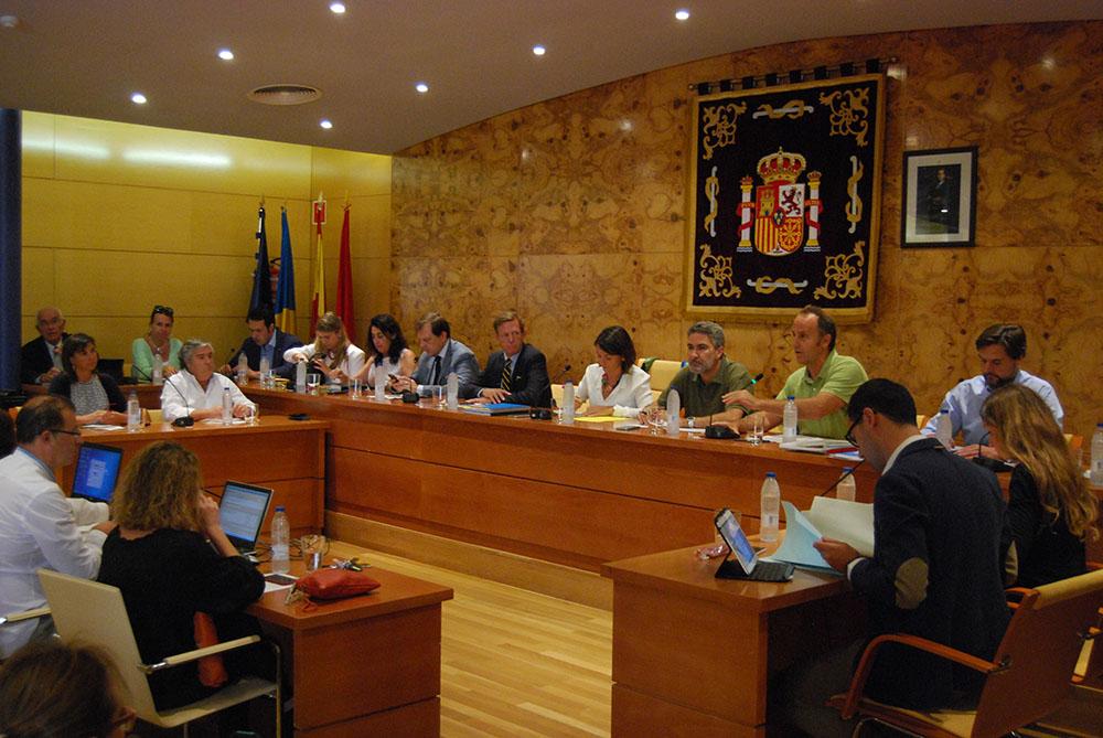 El Pleno aprueba los fondos para la redacción de varios proyectos de obra
