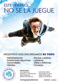 Grupo Valsaín: Todos los servicios para su hogar y su negocio.