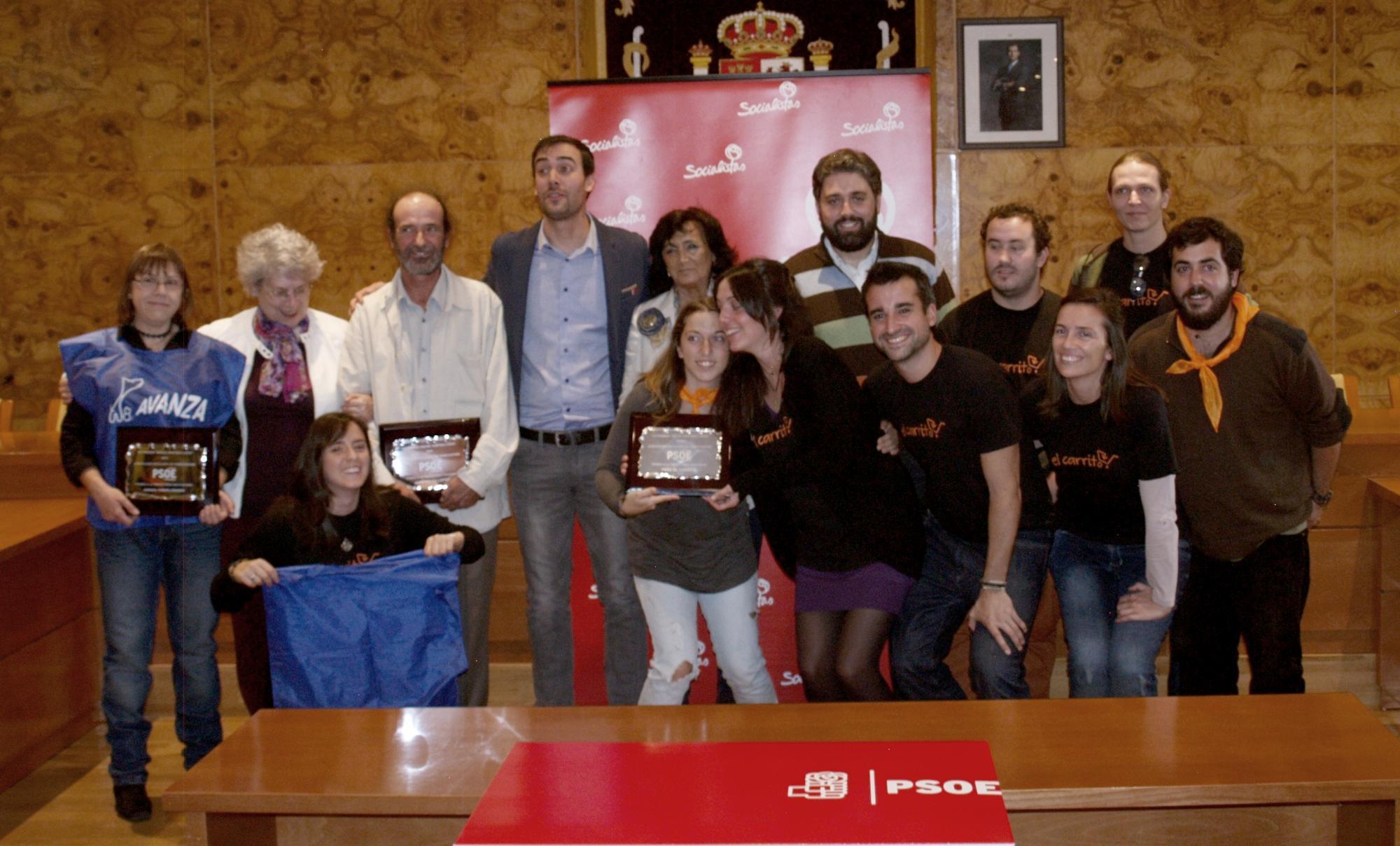 Premios a la ejemplaridad y al buen hacer en Torrelodones