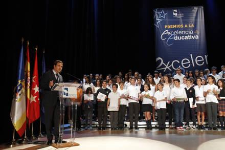 Entregadas 111 distinciones a los mejores estudiantes de Las Rozas