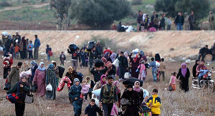 Collado Villalba se ofrece para acoger refugiados