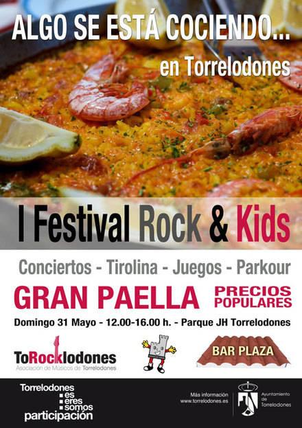 I Festival Rock&Kids en Torrelodones