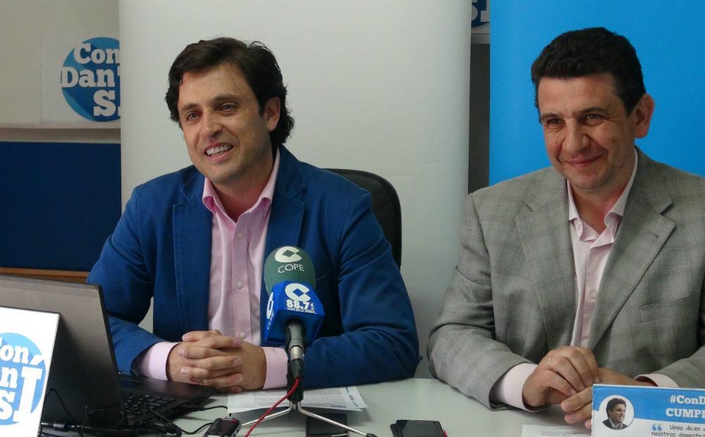 El Partido Popular de Galapagar presenta la web de su campaña electoral