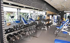 La nueva Sala de Musculación del Polideportivo Municipal ya está en funcionamiento