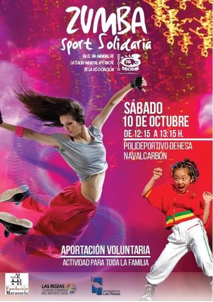 Este fin de semana en Las Rozas, teatro amateur, deporte solidario y un festival de Jota Aragonesa.