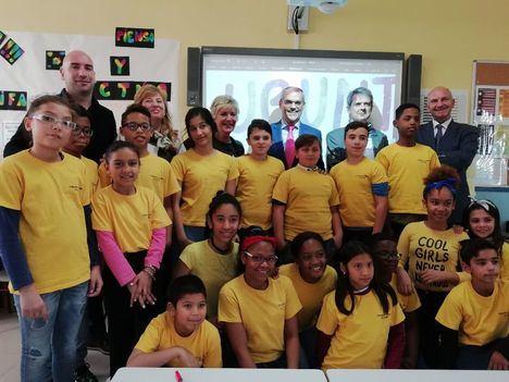'Convive' premia los proyectos de mejora de la convivencia en centros educativos