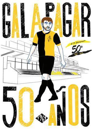 El CD Galapagar conmemora su 50 aniversario