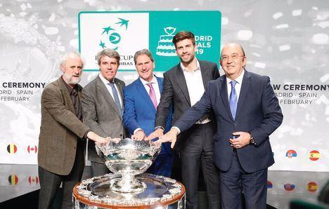 Madrid, capital del deporte con la celebración de la Copa Davis en noviembre
