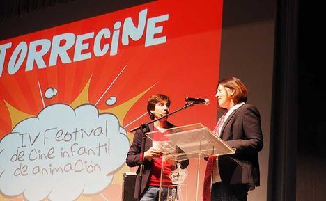 'Cavernícola', ganadora del IV Festival de Cine Infantil Torrecine