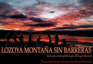 Excursiones sin barreras para conocer la Sierra del Guadarrama