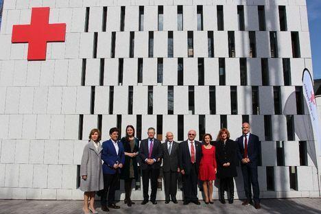 Cruz Roja Galapagar inaugura su nueva sede