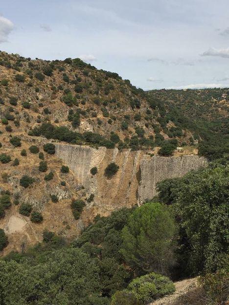 Historia de Las Rozas: La Presa del Gasco y el Canal de Guadarrama