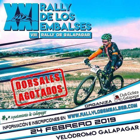 Este domingo, XXI Rally de los Embalses en Galapagar