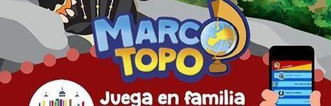 Marco Topo invita a explorar San Lorenzo de El Escorial con un divertido juego