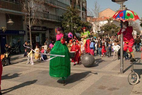 Todo el fin de semana dedicado a celebrar el Carnaval