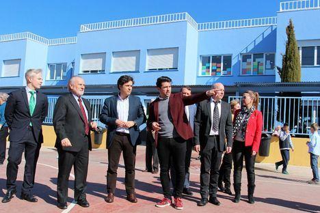 Finaliza la remodelación integral del Colegio San Gregorio