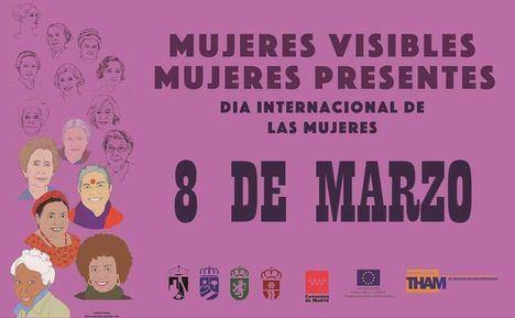 Actividades de la Mancomunidad THAM para celebrar el 8 de marzo