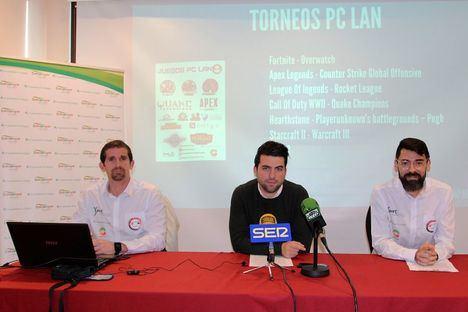 Galapagar acoge en el mes de abril su primera LAN Party